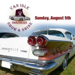 Van Isle Shriners Show and Shine