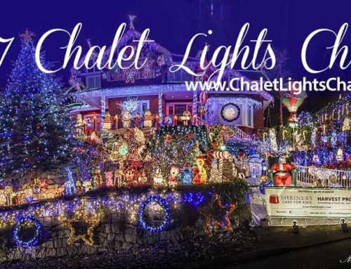 2017 Chalet Lights Charity