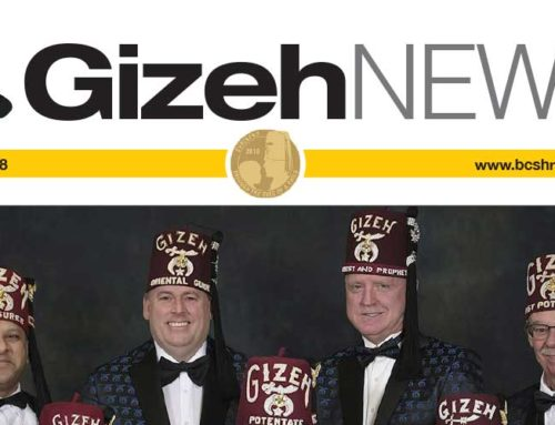 Gizeh News – March 2018