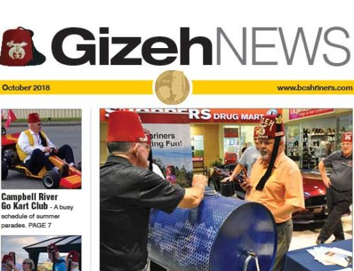 Gizeh News – October 2018