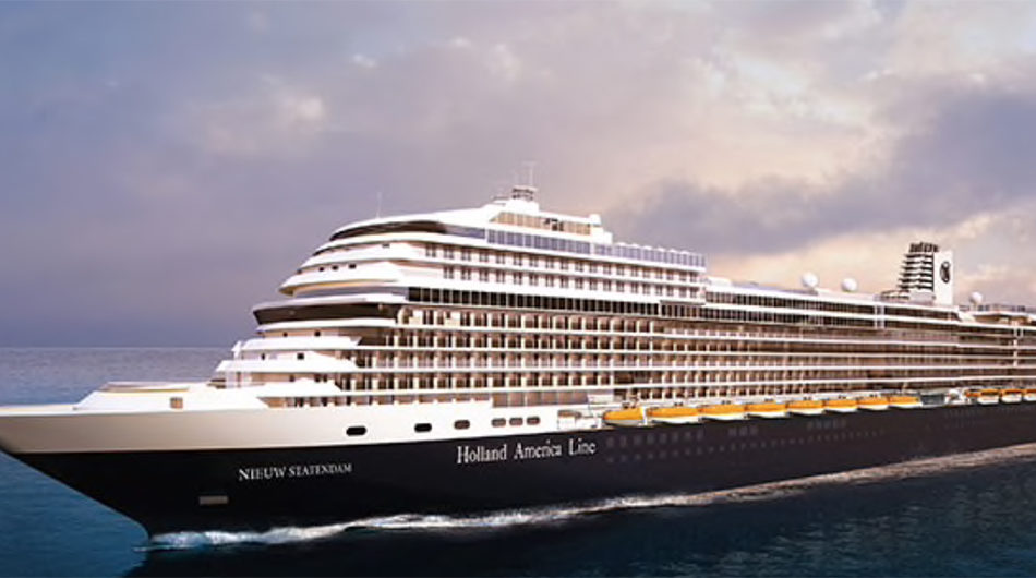 Holland America Line - 7 Day Cruise for Two