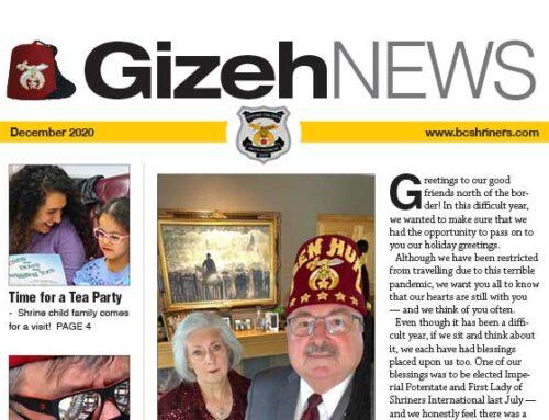 Gizeh News – December 2020