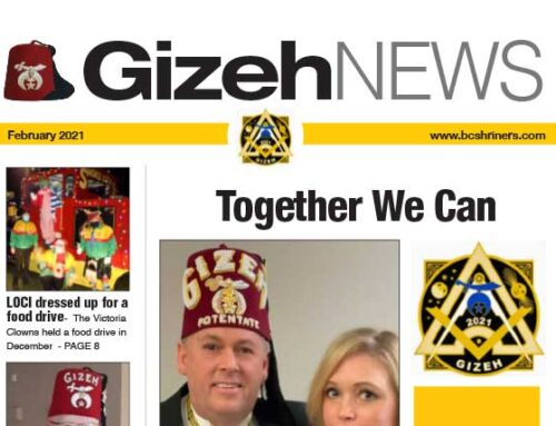 Gizeh News – February 2021