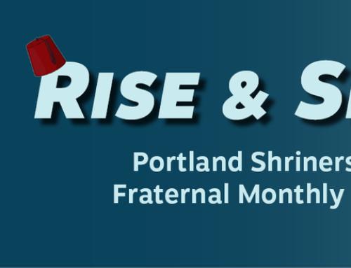 Portland Shriners Hospital – Rise & Shine August 2021