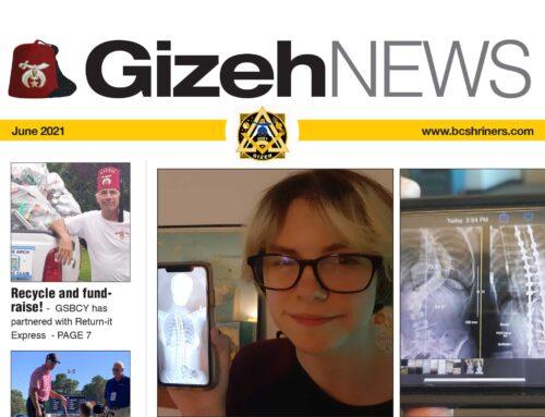 Gizeh News – June 2021