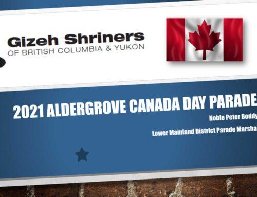 Aldergrove Canada Day Parade