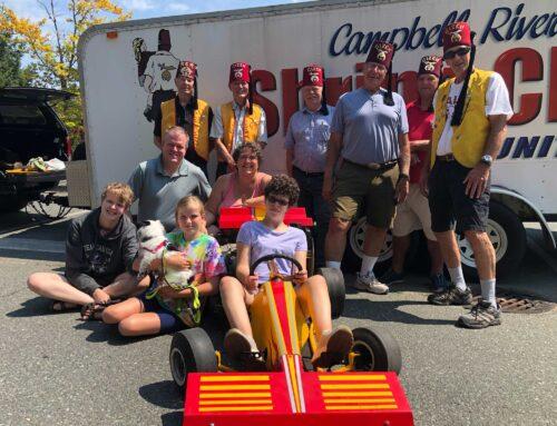 Campbell River Go Kart Unit – Salmon Festival